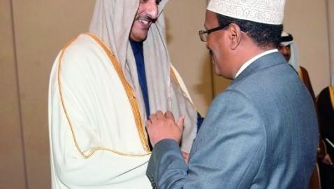 Amiirka dalka Qatar Tamim Bin Hamad oo ka hadlay soo celinta xiriirka Kenya iyo Soomaaliya