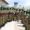 AU fetes Burundian troops with medals for their distinguished service in Somalia