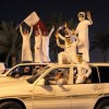 UAE ban fails to dampen celebrations for triumphant Qatari fans