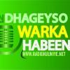 Dhageyso warkii ugu dambeeyay ee radiyaha