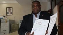 Matsanga now wants ICJ President out of Kenya-Somalia case