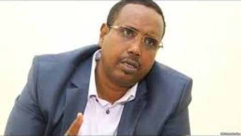 Cabdi Maxamuud oo la soo taagay maxkamad ku taala Addis Ababa