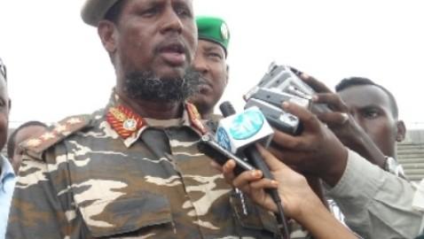 Gen. Indha-Cade: Ku milanka Al-Shabaab ee hey'adaha dowladda waxuu gaaray heerkii ugu sareeyey