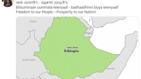 Ra'iisal Wasaaraha Itoobiya oo soo faafiyey Khariirad yaab leh oo Somaliland laga jaray Somaliya