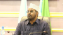 Axmed Madoobe oo lagu eedeeyay colaada Kismaayo
