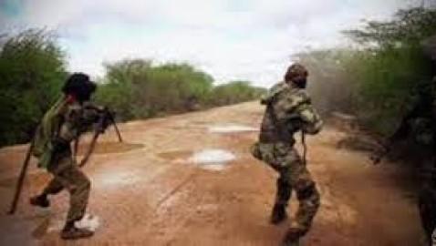 Al-Shabaab oo weeraray saldhig ciidan oo ku yaal Jubbada Hoose