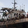 Somalia fights back against illegal fishing