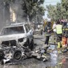UPDATE: Car bomb leaves four private security guards wounded in Mogadishu